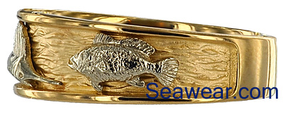 grouper triple fish ring