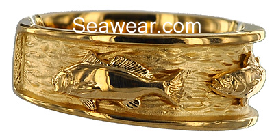 redfish fish ring