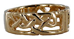 Celtic knot band