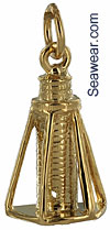 Boca Grand Gasparilla Island Rear Range light lighthouse charm