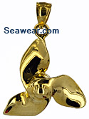 power boat speed prop charm