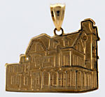 The Abby of Cape May 14kt necklace pendant